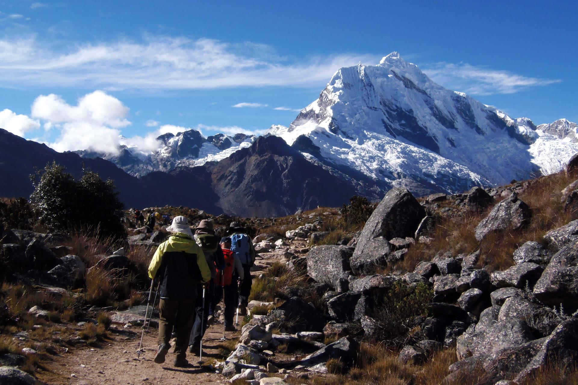 ピスコ峰登山08